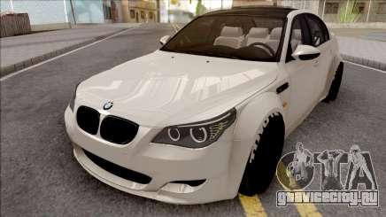 BMW M5 E60 Wide Body для GTA San Andreas