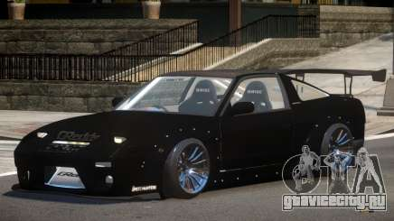 Nissan 380SX GT для GTA 4