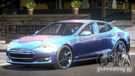 Tesla Model S V1.0 для GTA 4