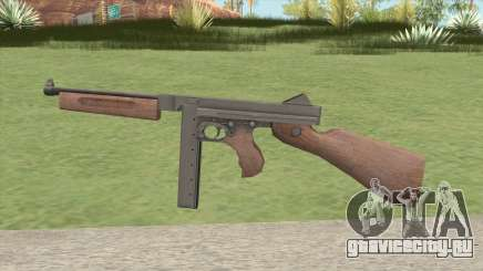 Thompson M1A1 (DOD-S) для GTA San Andreas