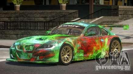 BMW Z4M ST PJ3 для GTA 4