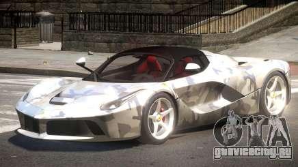 Ferrari LaFerrari GT PJ2 для GTA 4