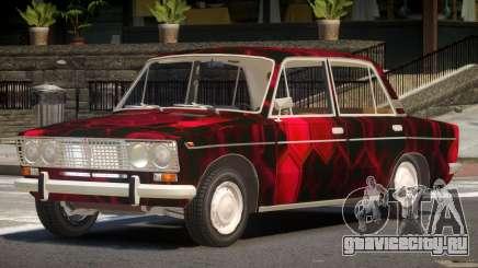VAZ 2103 RT PJ3 для GTA 4