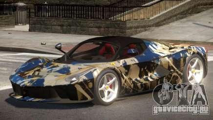 Ferrari LaFerrari GT PJ5 для GTA 4