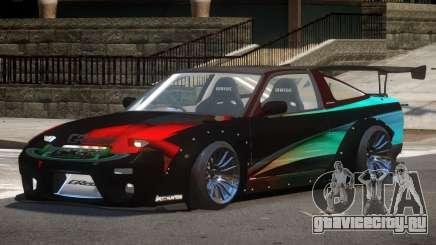 Nissan 380SX GT PJ5 для GTA 4