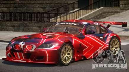BMW Z4M ST PJ2 для GTA 4