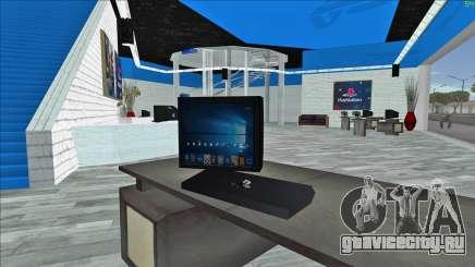 Плейстейшен магазине (ПС4) для GTA San Andreas
