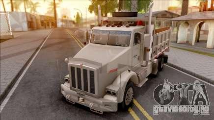 Kenworth T800 White для GTA San Andreas