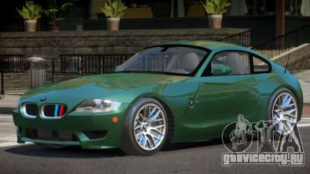 BMW Z4 GT Sport для GTA 4