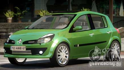 Renault Clio 3 для GTA 4