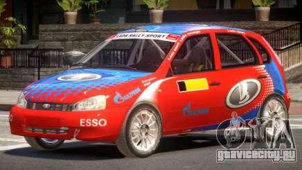Lada Kalina Sport PJ4 для GTA 4