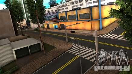 Румынский штаб дорог Стрингер для GTA San Andreas