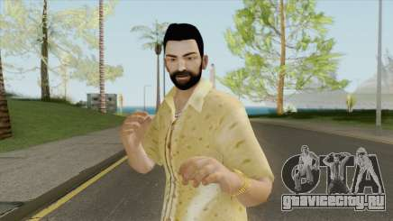 Tommy Vercetti Skin (With Beard) для GTA San Andreas