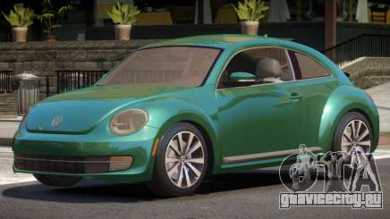 Volkswagen Beetle V1.0 для GTA 4
