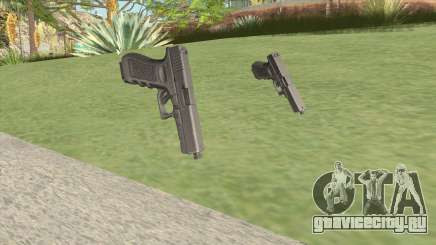 Glock-17 (CS-GO Customs 2) для GTA San Andreas