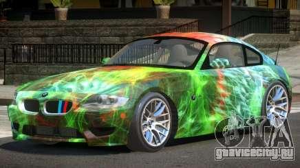 BMW Z4 GT Sport PJ3 для GTA 4