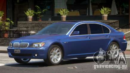 BMW 760Li E66 для GTA 4