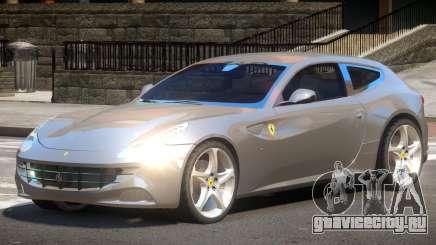 Ferrari FF V1.0 для GTA 4