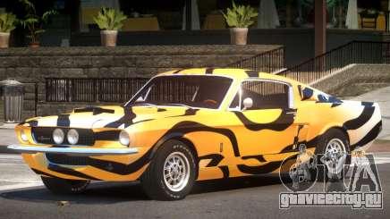 1967 Shelby GT500 V1.0 PJ5 для GTA 4