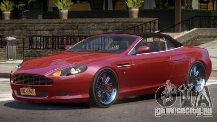 Aston Martin DB9 Volante V1.0 для GTA 4