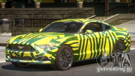 Ford Mustang GT-Sport PJ1 для GTA 4
