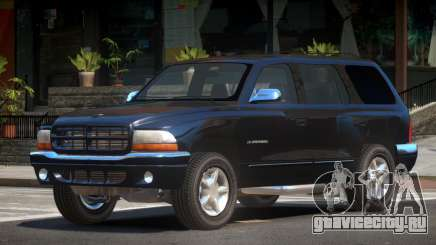 Dodge Durango V1.0 для GTA 4