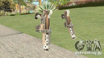 New Tactical SMG (Fortnite) для GTA San Andreas