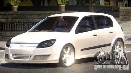 Opel Astra RS для GTA 4