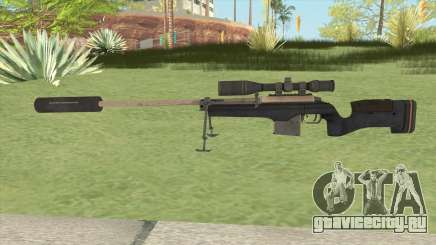 Sniper Rifle (Hitman: Absolution) для GTA San Andreas