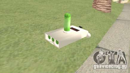 Portal Gun (Rick And Morty) для GTA San Andreas
