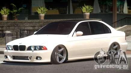 BMW M5 E39 RS для GTA 4