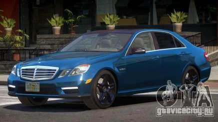 Mercedes Benz E63 V1.1 для GTA 4