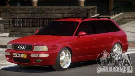 Audi RS2 V1.0 для GTA 4