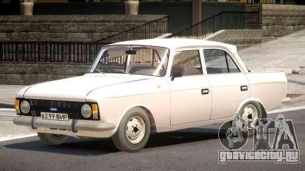 Moskwitch 412 V1.1 для GTA 4