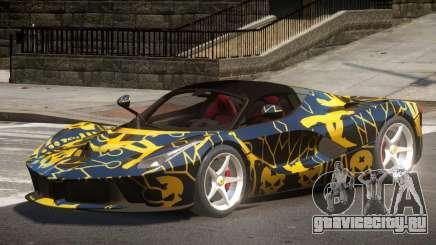 Ferrari LaFerrari GT PJ1 для GTA 4