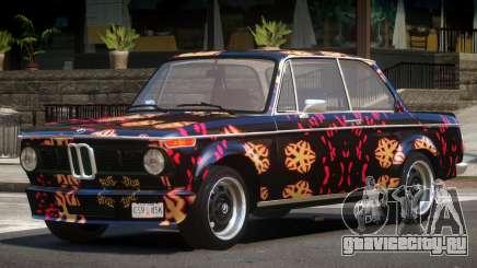 BMW 2002 GT PJ4 для GTA 4