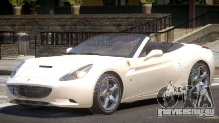Ferrari California Spider V1.0 для GTA 4
