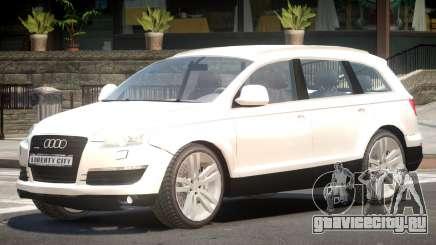 Audi Q7 TDI V1.0 для GTA 4