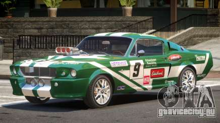 Shelby GT500 V2.1 PJ4 для GTA 4