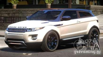 Range Rover Evoque V1.0 для GTA 4