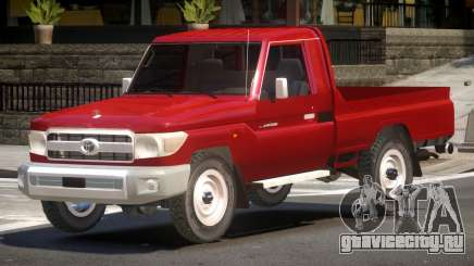 Toyota Land Cruiser PU для GTA 4