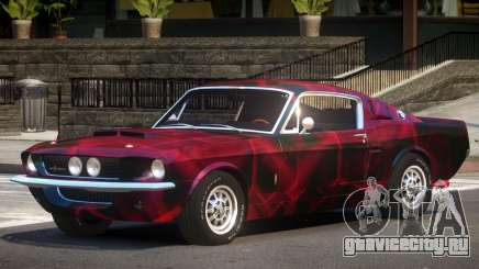 1967 Shelby GT500 V1.0 PJ3 для GTA 4