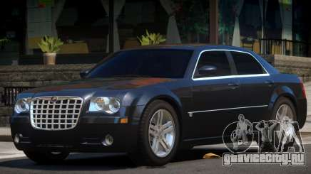 Chrysler 300C V1.0 для GTA 4