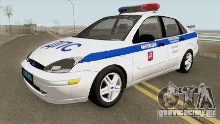Ford Focus 2011 (Russian Police) для GTA San Andreas