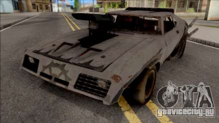 Speed Freak Mad Max для GTA San Andreas