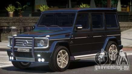 Mercedes Benz G55 ST для GTA 4