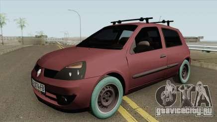 Renault Clio Campus для GTA San Andreas