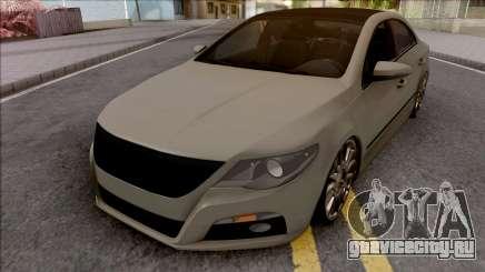 Volkswagen Passat CC v1 для GTA San Andreas