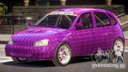 Lada Kalina Sport PJ2 для GTA 4