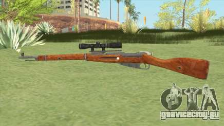 Mosin-Nagant M1891 V2 (Insurgency: Sandstorm) для GTA San Andreas